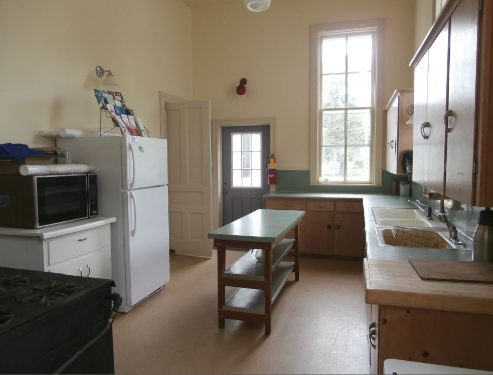 Old Town Hall Kitchen
