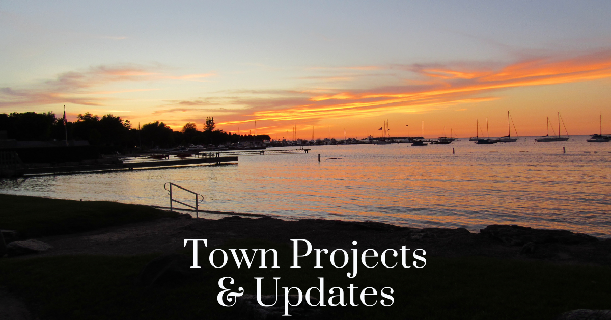 Town Project Updates (2)